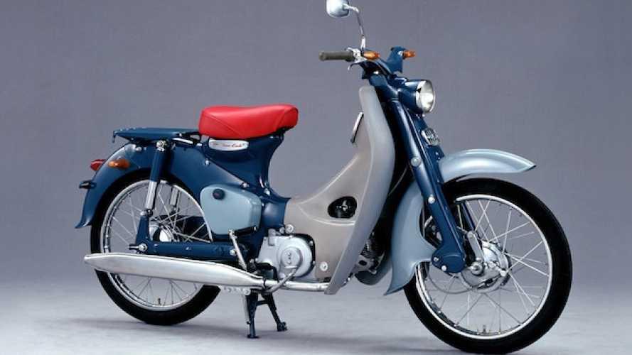 Honda Super Cub: 100 milioni di unità prodotte