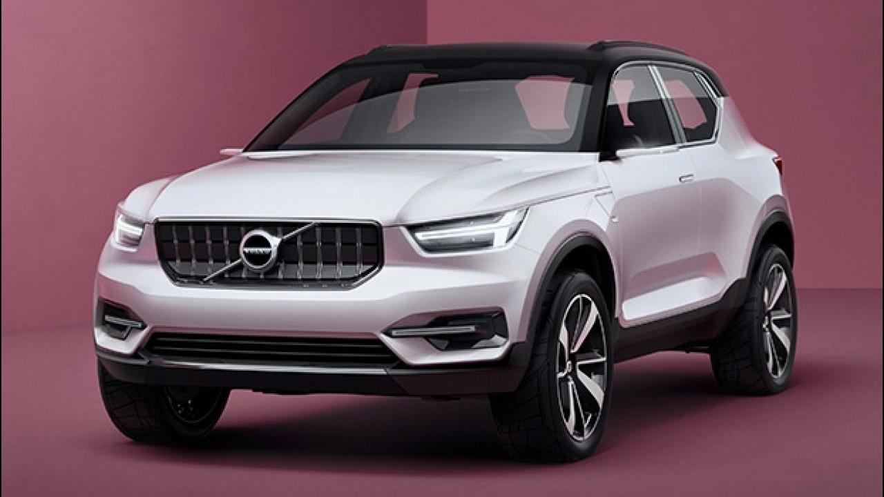 [Copertina] - Volvo Concept 40.1 e 40.2, le compatte di domani
