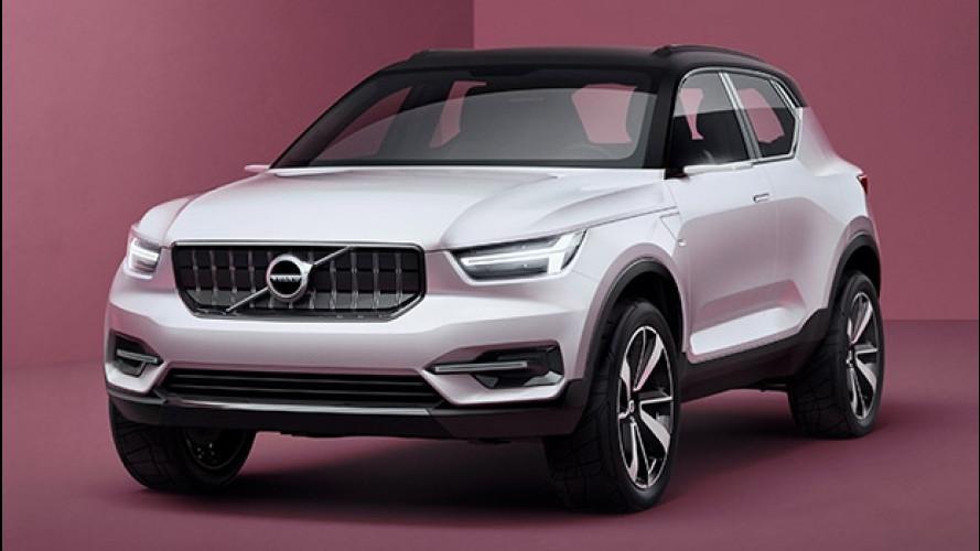 Volvo Concept 40.1 e 40.2, le compatte di domani