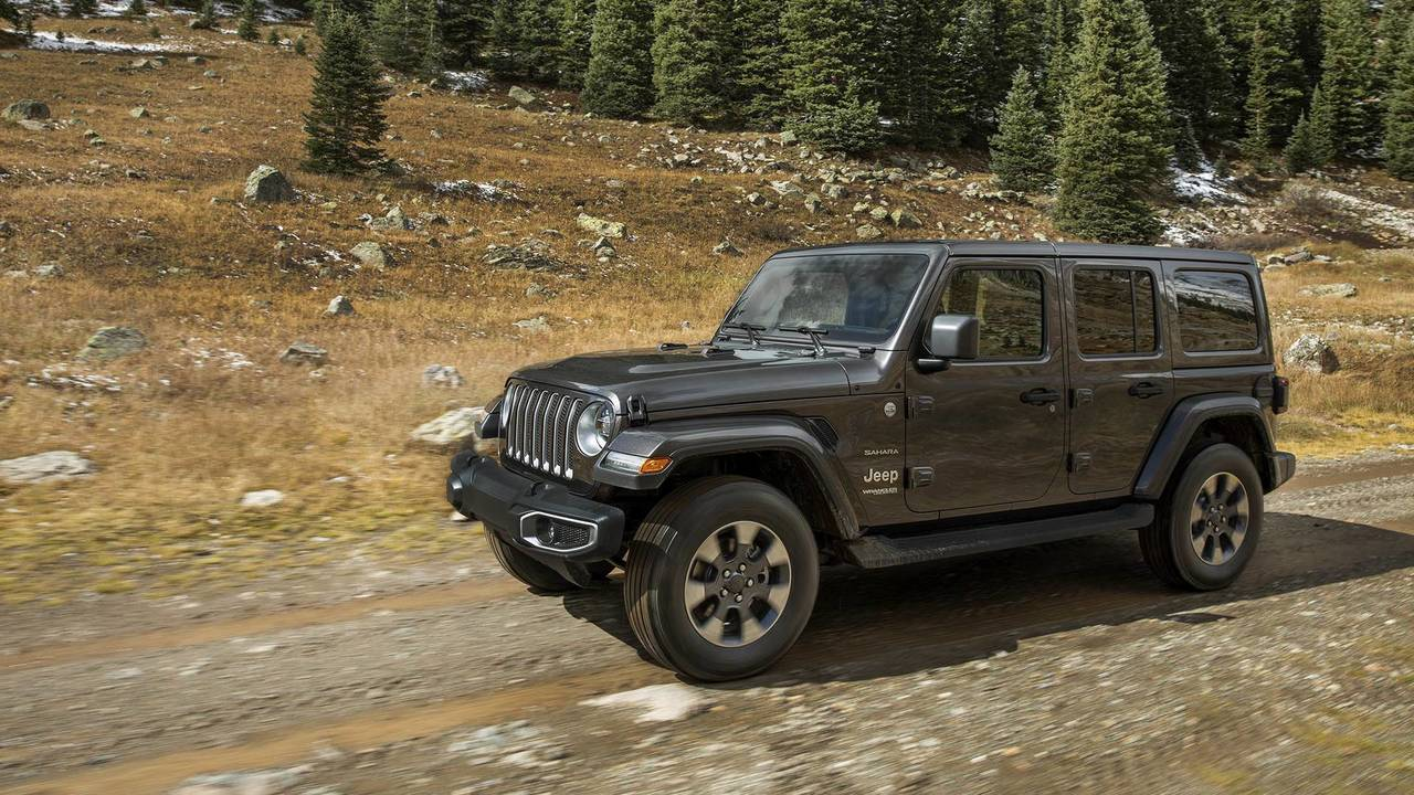 Jeep Wrangler Climbs Into Europe With 200-HP Turbodiesel