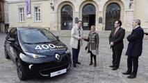 Renault ZOE Z.E. 40 Ayuntamiento Palencia