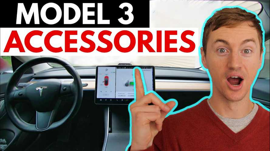 Check Out These Tesla Model 3 Ten Must-Have Accessories