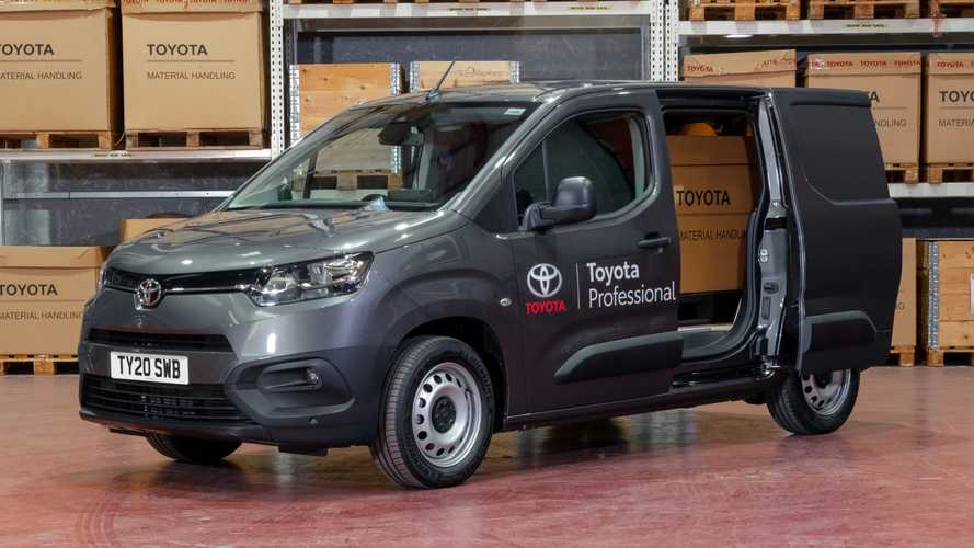 Toyota Proace City launched in the UK