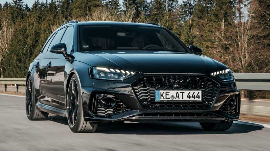 2020 Audi RS4 Avant By ABT Has More Power And Aero