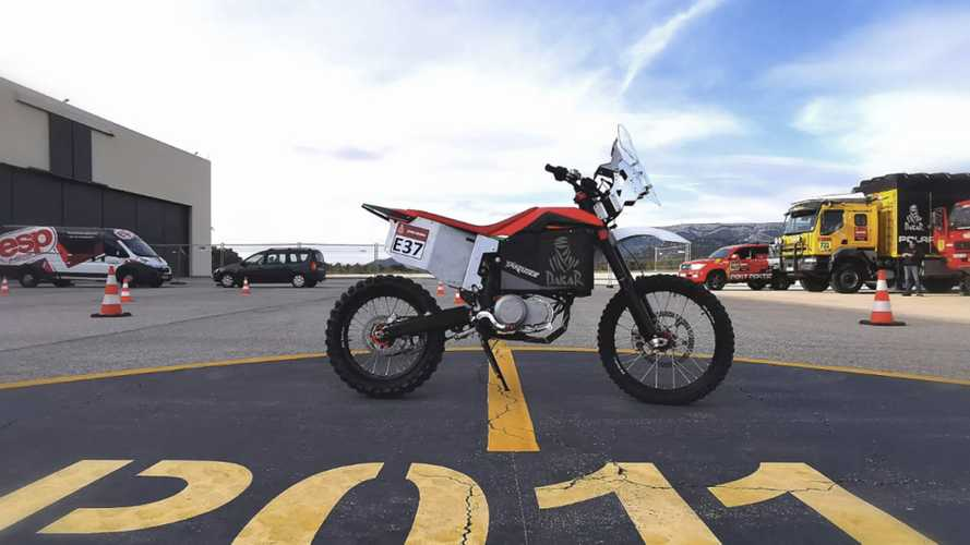 New Tacita T-Race Rally Electric Bike To Be Christened At The Dakar