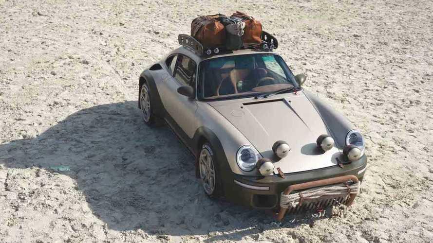 La Porsche 911 si trasforma in auto da rally con Ruf