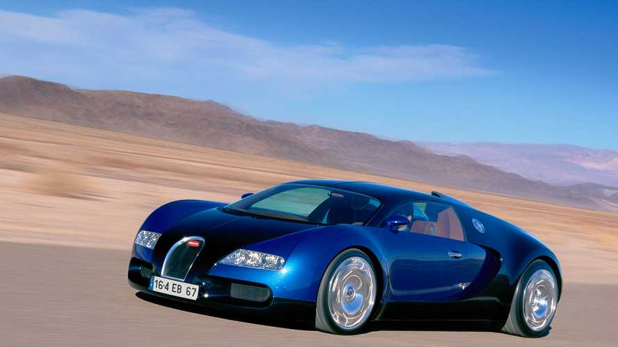 Bugatti marks Veyron's 15th anniversary by telling the hypercar's story