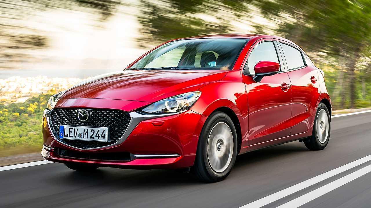 Mazda 2 Facelift (2020)