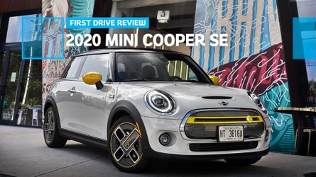 2020 Mini Cooper SE First Drive Review: Flawed But Functional