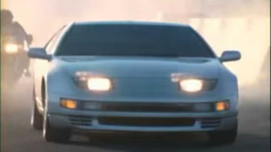 Remember This Glorious Nissan 300ZX Super Bowl Ad
