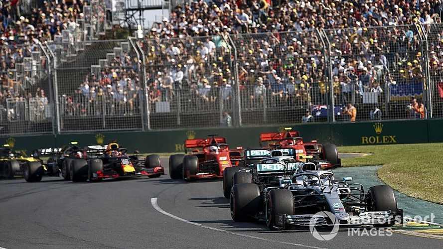 Coronavírus faz F1 suspender GP da Austrália