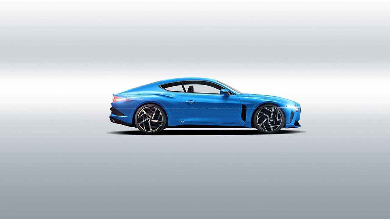 Bentley Bacalar Coupe