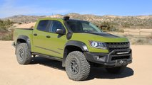 2020 AEV Chevrolet Colorado ZR2 Bison: First Drive