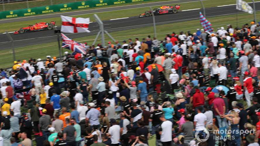 Silverstone twin F1 race plans being made 'on the hoof'