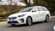 Kia Ceed Sportswagon Plug-in Hybrid (2020) im Test