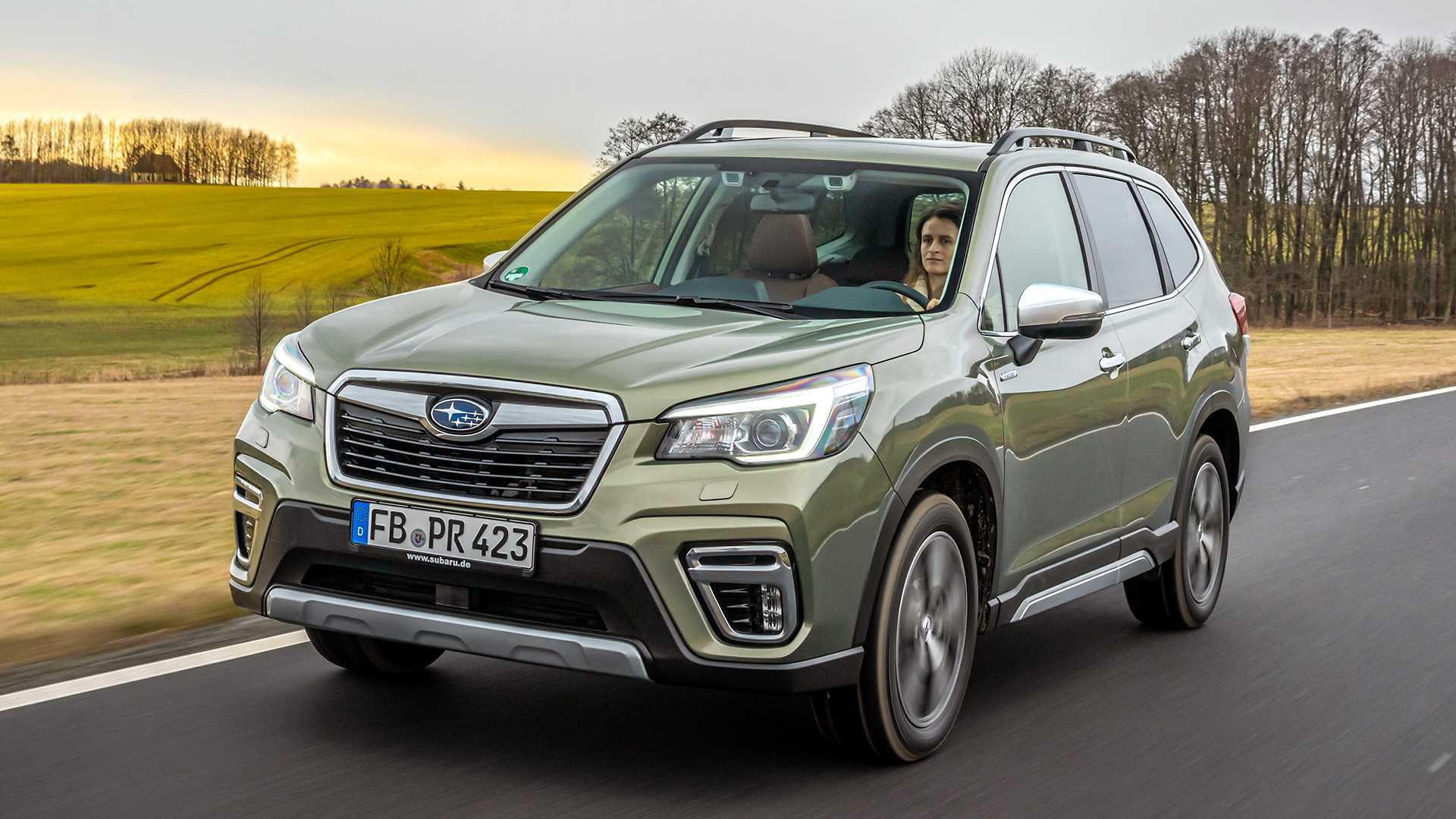 2020 Subaru Forester First Drive