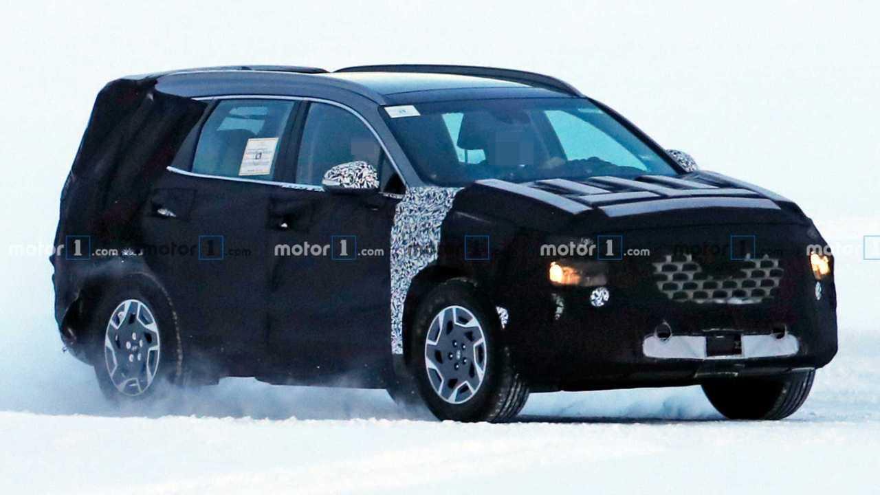 Hyundai Santa Fe 2021 - Flagras