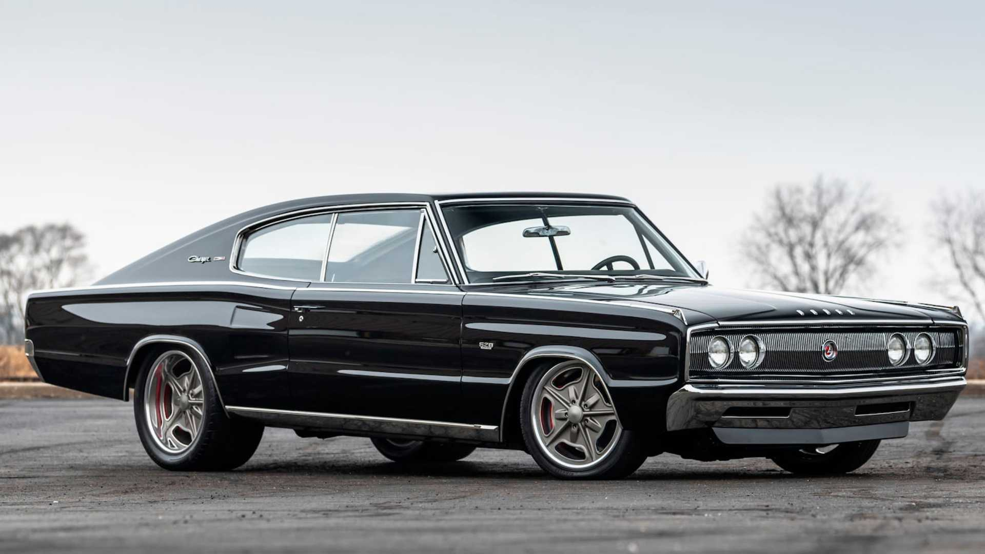 """[""""Get Your Hands On This Restored 1967 Dodge Charger Restomod""""]"""