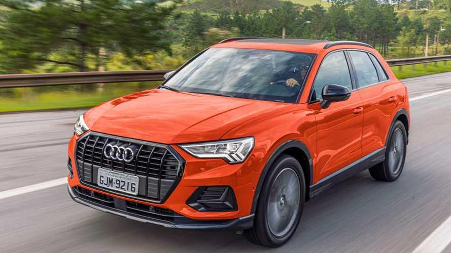 Novo Audi Q3 estreia na liderança do segmento de SUVs premium