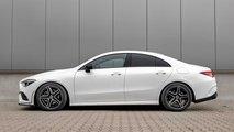 H&R-Sportfedern für den neuen Mercedes CLA