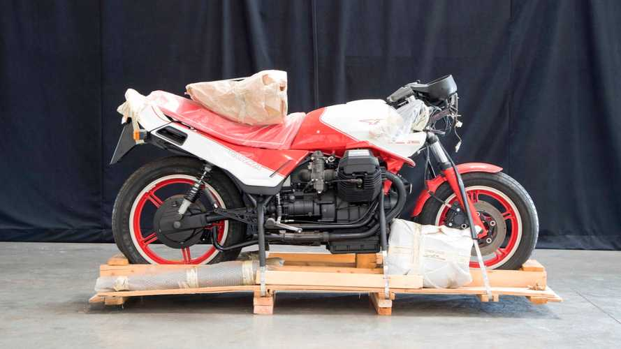 Moto Guzzi Le Mans Mystery Crated Bike