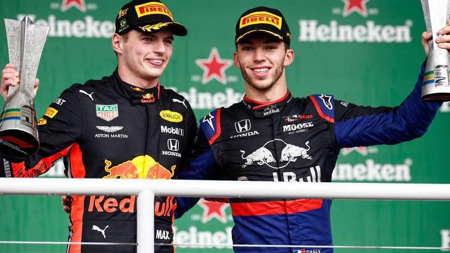 Les victoires et les podiums de 2019 en F1