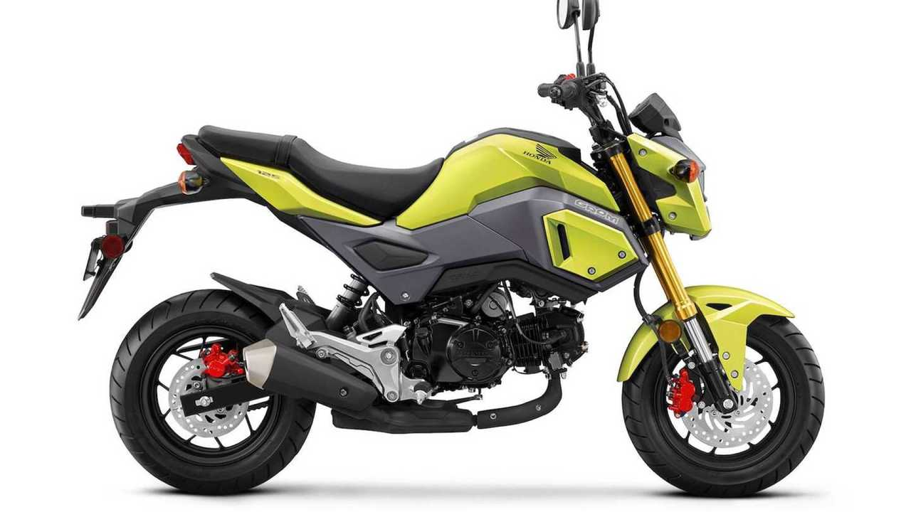 Honda Grom / Kawasaki Z125