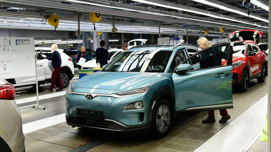 Hyundai Kona Electric Production In Czechia: Quick Look