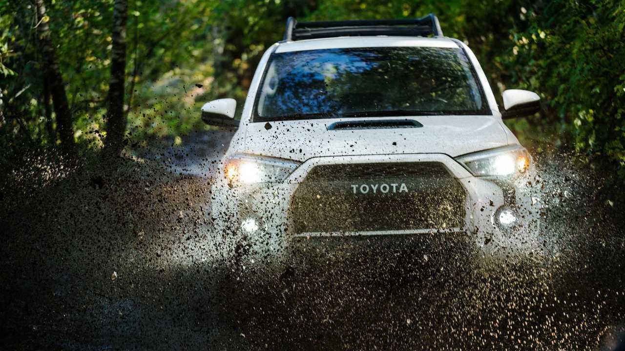 5. Toyota 4Runner