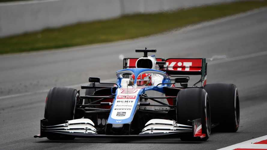 Russell: Williams still the slowest car in 2020