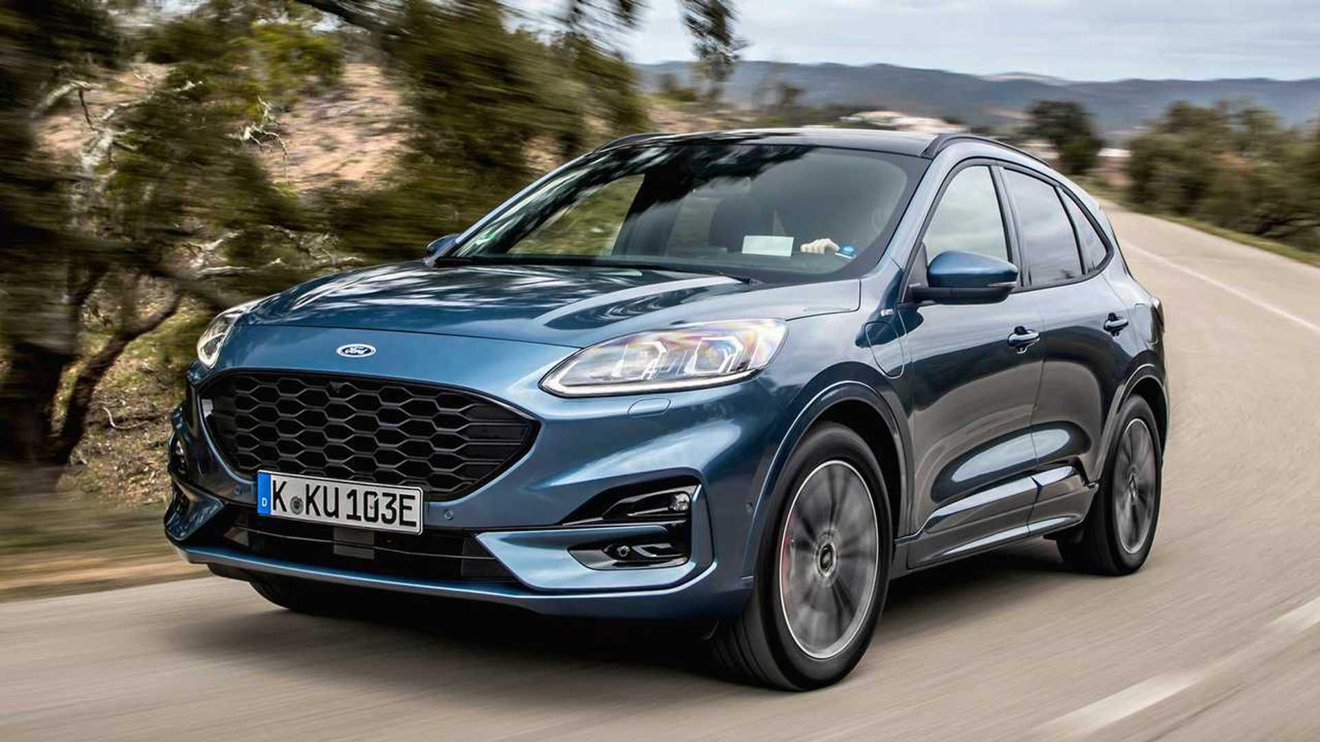 Ford Kuga 2020 Die Preise Beginnen Bei 26 300 Euro