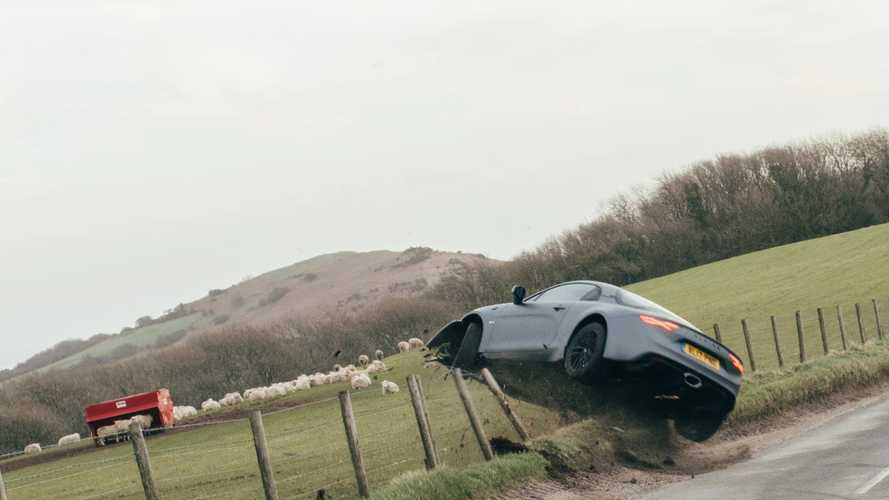 Un journaliste britannique plante une Alpine A110S