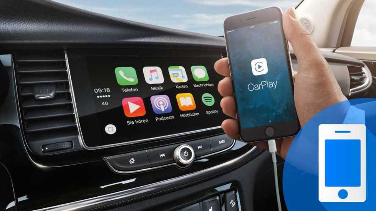 Tecnologia in auto - Apple CarPlay