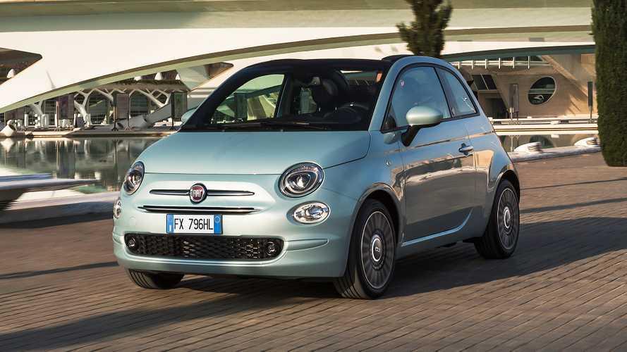 """Fiat 500 ve Panda'nın hibrit versiyonları """"D-Fence"""" paketine kavuşuyor"""