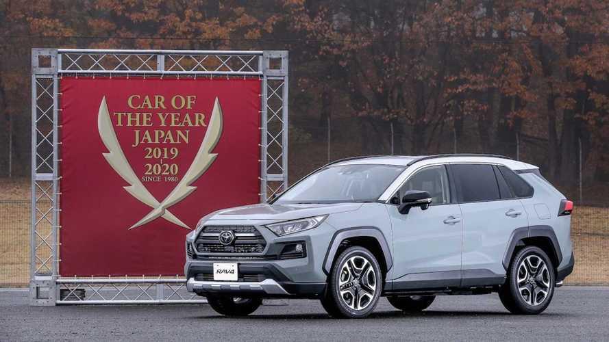 Японцы выбрали «автомобиль года». И это внезапно Toyota