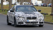 BMW 4 Series Spy Photos
