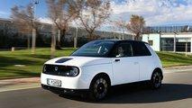 honda e 2021 test elektroauto kleinwagen