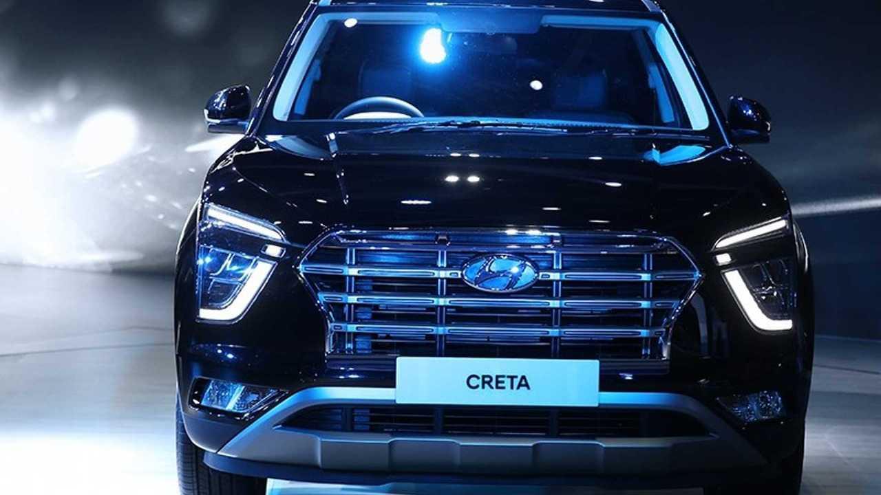 Новая Hyundai Creta для Индии