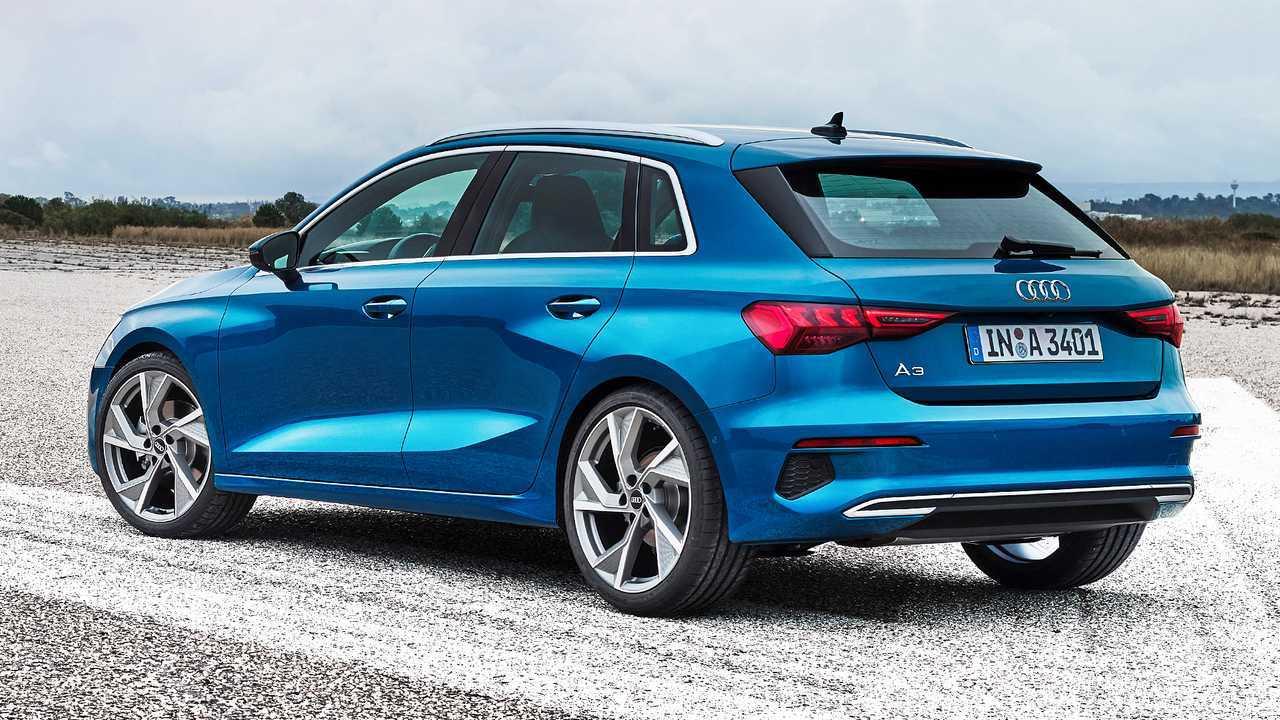 Audi A3 Sportback, así cambia la nueva generación
