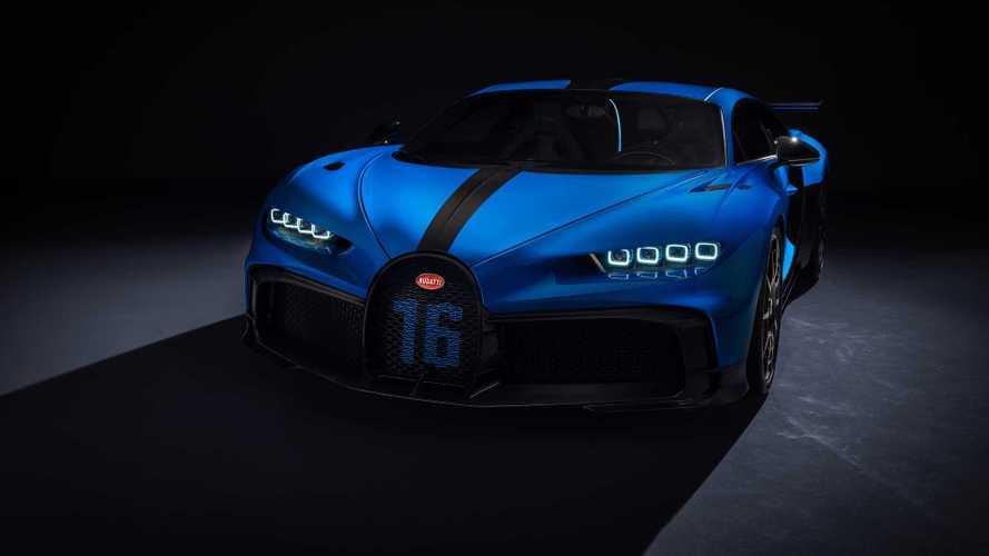 Videó: Akcióban a Bugatti Chiron Pur Sport