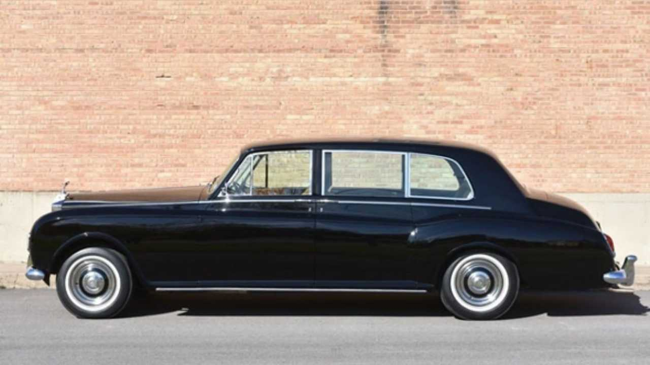 Controversy Erupts Over Billy Graham Car At Barrett-Jackson
