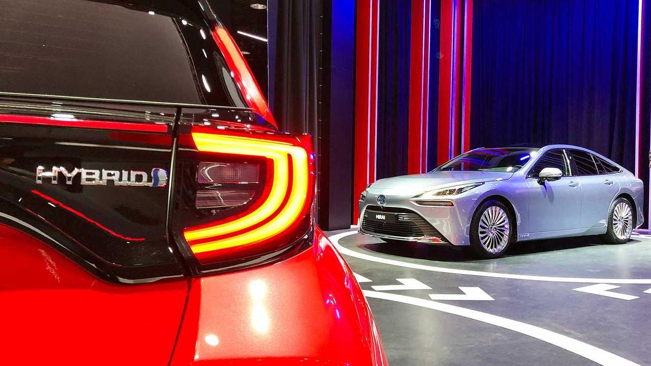 Il futuro elettrificato di Toyota