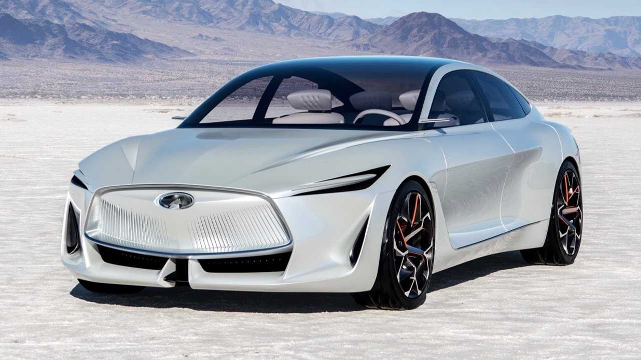 2021 infiniti electric vehicle | motor1 photos
