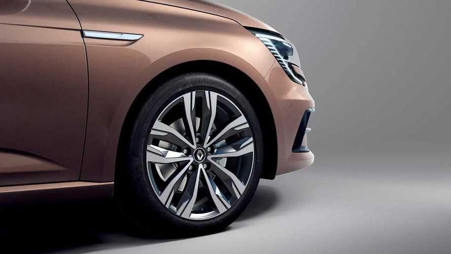 Renault Megane restyling (2020)