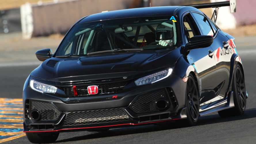 Honda unveils £70,000 Civic Type R racer for America