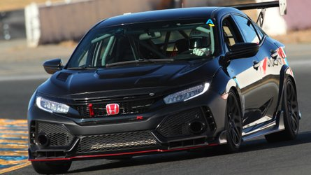 Honda unveils £70,000 Civic Type R racer for America