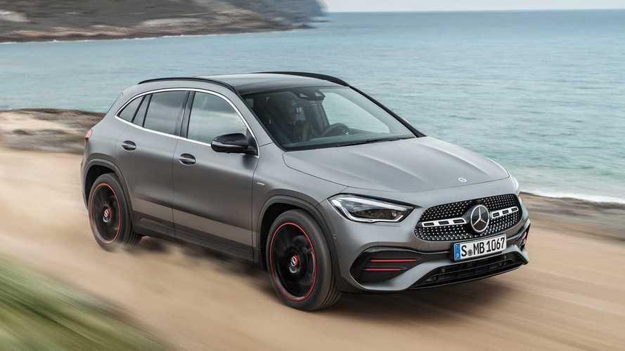 Новый Mercedes-Benz GLA обзавелся российским ценником
