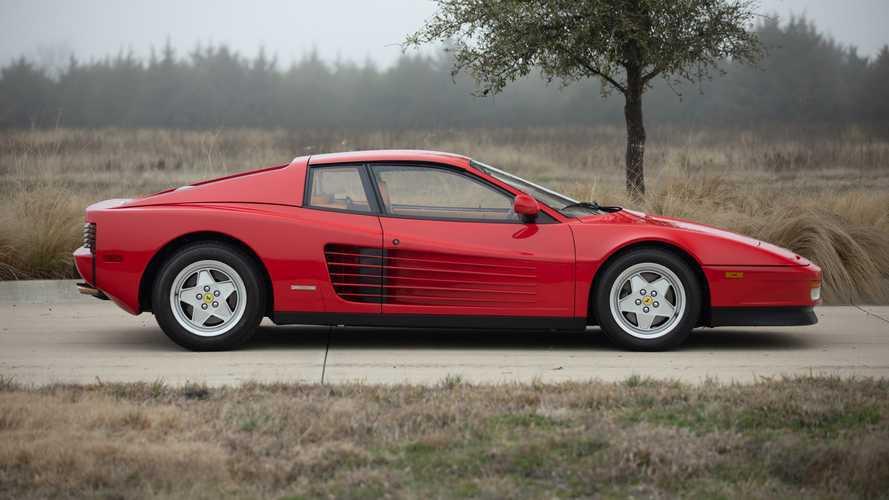 Guide d'achat - Ferrari Testarossa (1985-1991)