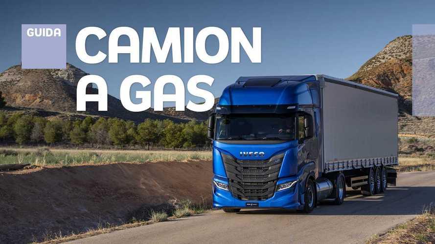 Camion a gas, ecco perché il metano piace così tanto