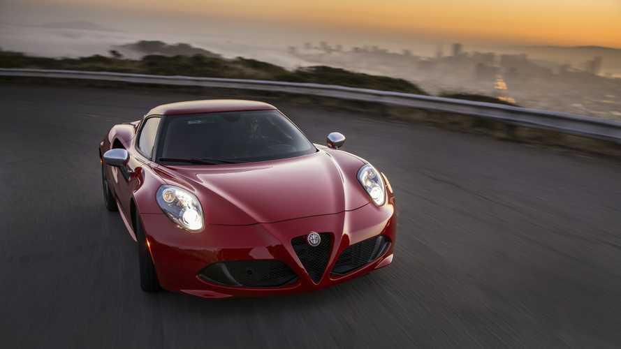 L'Alfa Romeo 4C devient électrique grâce à Yamaha